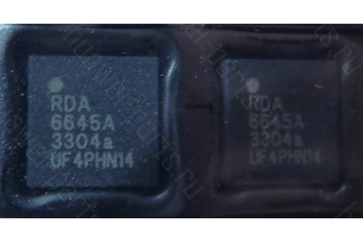 Запчасти Huawei: RDA 6645A