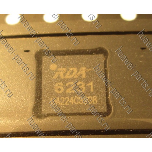 Запчасти Huawei: RDA 6231