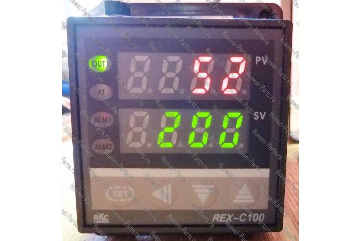Запчасти Huawei: Двойной цифровой регулятор температуры REX-C100 с термопарой типа K, 0° ~ +400° 100 ~ 250V 3A