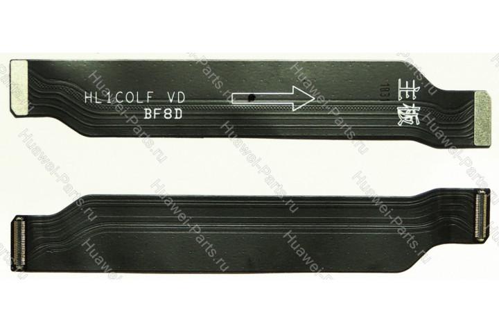 Запчасти Huawei: Межплатный шлейф Huawei Honor 10