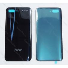 Запчасти Huawei: Задняя крышка Huawei Honor 10 чёрная