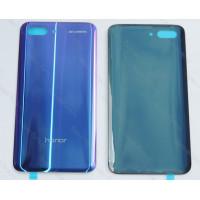 Запчасти Huawei: Задняя крышка Huawei Honor 10 синяя