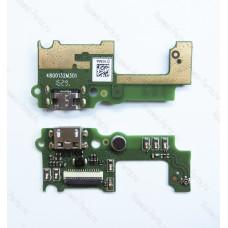 Нижняя плата с системным разъемом Huawei Honor 4С Pro