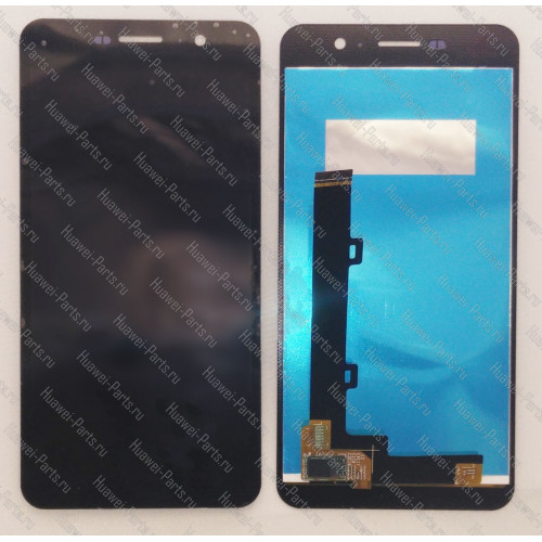 Запчасти Huawei: Дисплей c тачскрином Huawei Honor 4C PRO чёрный