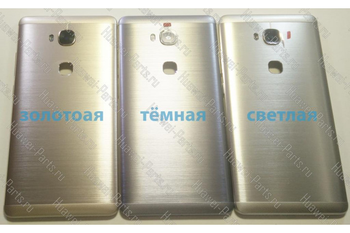 Запчасти Huawei: Задняя крышка корпуса Huawei Honor 5X золотая