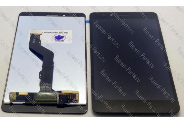 Запчасти Huawei: Дисплей с тачскрином Huawei Honor 5X чёрный