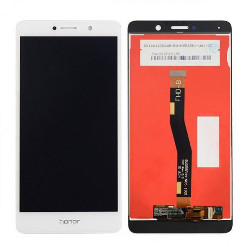 Запчасти Huawei Meizu Дисплей с тачскрином Huawei Honor 6Х белый