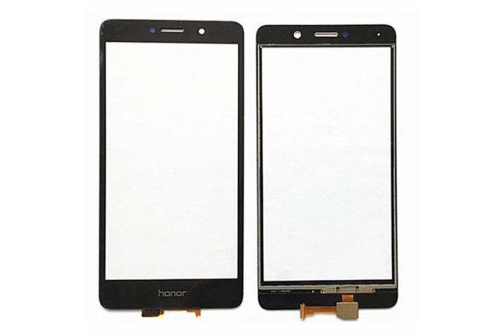 Запчасти Huawei: Тачскрин Huawei Honor 6X (чёрный)