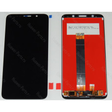 Дисплей с тачскрином Huawei Honor 7A чёрный