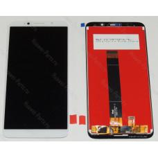 Дисплей с тачскрином Huawei Honor 7A белый