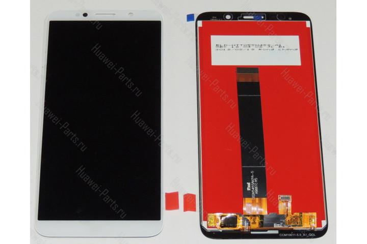 Дисплей с тачскрином Huawei Honor Y5 2018 чёрный