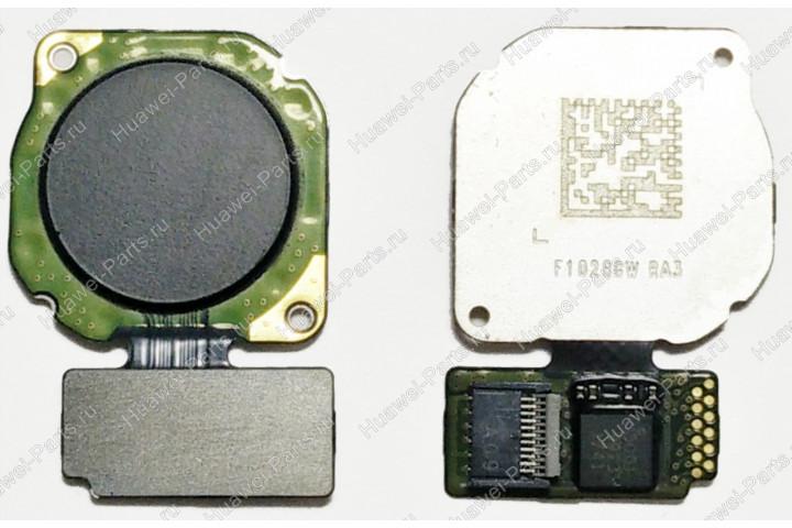 Сканер отпечатка пальца Huawei 7X чёрный
