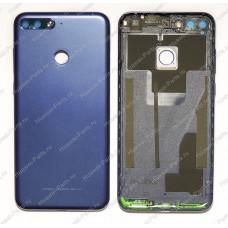 Запчасти Huawei: Задняя крышка Huawei Honor 7A pro / 7C синяя