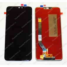 Дисплей с тачскрином Huawei Honor 8C чёрный