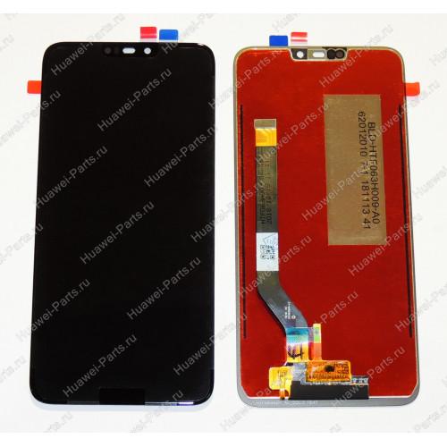 Дисплей с тачскрином Huawei Honor 8С чёрный