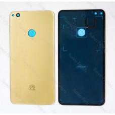 Запчасти Huawei Meizu Задняя крышка Huawei Honor 8 lite золотая