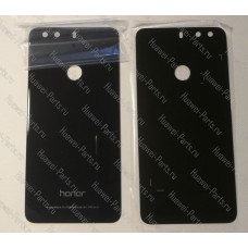 Запчасти Huawei: Задняя крышка Huawei Honor 8 черная (неоригинал)