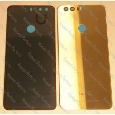 Запчасти Huawei: Задняя крышка Huawei Honor 8 золотая (неоригинал)