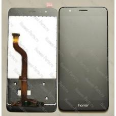 Запчасти Huawei: Дисплей с тачскрином Huawei Honor 8 чёрный