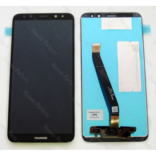 Запчасти Huawei Дисплей с тачскрином Huawei Nova 2i черный