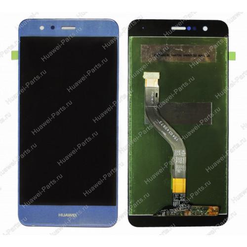 Запчасти Huawei Meizu Дисплей с тачскрином Huawei P10 Lite черный