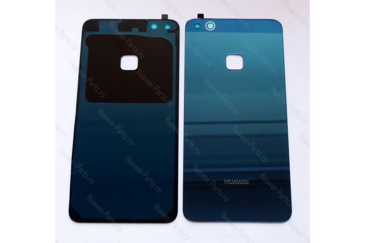 Запчасти Huawei Задняя крышка Huawei P10 lite синяя