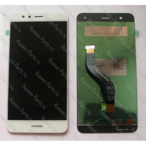 Запчасти Huawei Meizu Дисплей с тачскрином Huawei P10 Lite белый