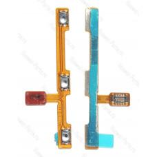 Запчасти Huawei: Шлейф кнопок громкости и включения Huawei P10 Lite