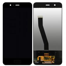 Запчасти Huawei Meizu Дисплей с тачскрином Huawei P10 чёрный
