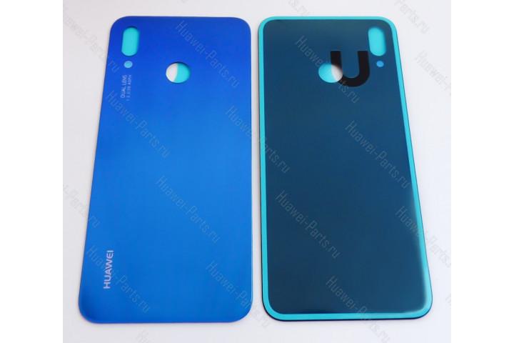 Запчасти Huawei Задняя крышка Huawei P20 lite черная