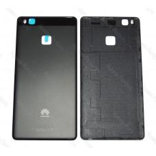 Запчасти Huawei: Задняя крышка Huawei P9 Lite чёрная