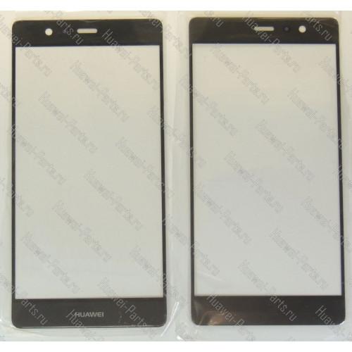 Запчасти Huawei: Стекло Huawei P9 Plus черное