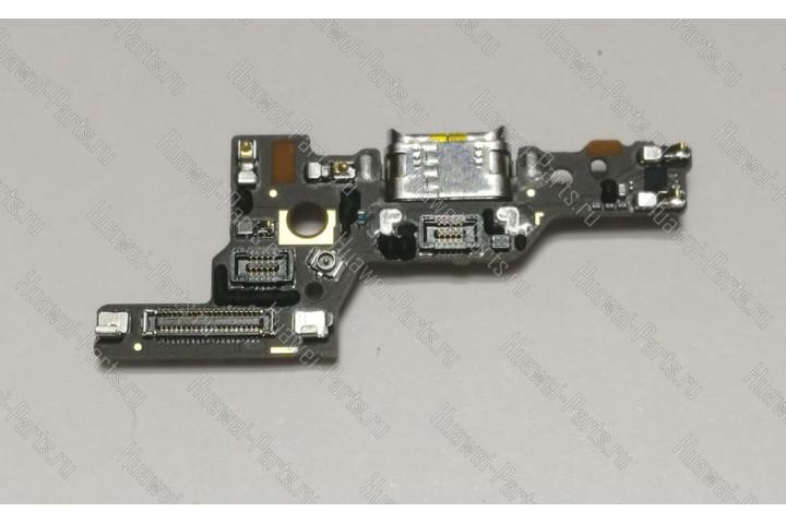Нижняя плата с системным разъемом Huawei P9