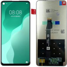 Дисплей для Huawei Honor 30S в сборе с тачскрином черный