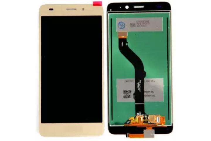Дисплей для Huawei Honor 5C  / Honor 7 Lite  в сборе с тачскрином золотой