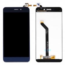 Дисплей для Huawei Honor 6C Pro в сборе с тачскрином синий