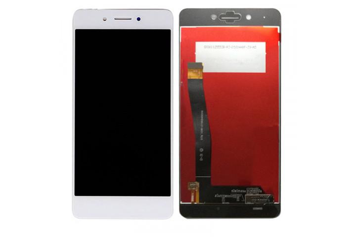 Дисплей для Huawei Honor 6C в сборе с тачскрином белый