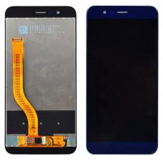 Дисплей для Huawei Honor 8 Pro / Honor V9 в сборе с тачскрином синий