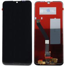Дисплей для Huawei Honor 8A / 8A Pro / Y6 2019 / Y6s в сборе с тачскрином Черный