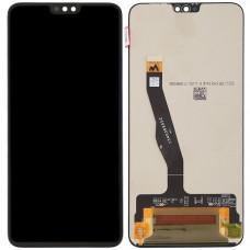 Дисплей для Huawei Honor 8x / 9x Lite в сборе с тачскрином черный