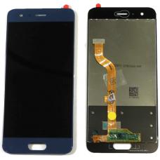 Дисплей для Huawei Honor 9 / 9 Premium в сборе с тачскрином синий