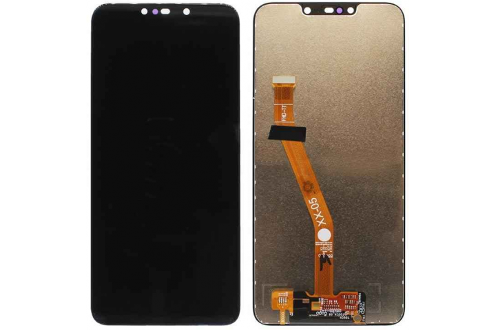 Дисплей для Huawei Mate 20 Lite в сборе с тачскрином черный
