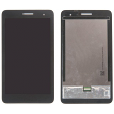 Дисплей для Huawei MediaPad T1 7 в сборе с тачскрином чёрный