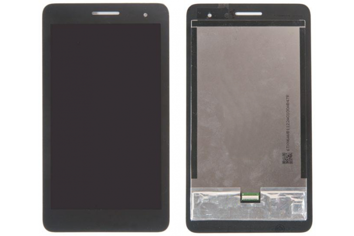 Дисплей для Huawei MediaPad T3 7 3G в сборе с тачскрином черный