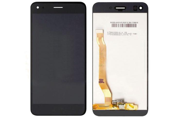Дисплей для Huawei Nova Lite 2017 в сборе с тачскрином черный