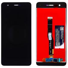 Дисплей для Huawei Nova в сборе с тачскрином черный