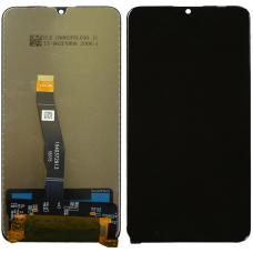 Дисплей для Huawei P smart 2019 в сборе с тачскрином черный