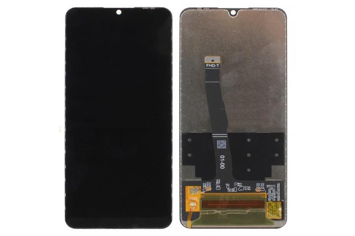 Дисплей для Huawei P30 Lite / Honor 20S / Honor 20 Lite в сборе с тачскрином чёрный