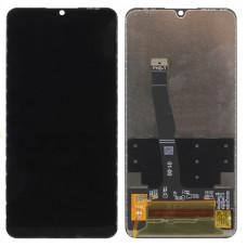 Дисплей для Huawei P30 Lite / Honor 20S / Honor 20 Lite в сборе с тачскрином черный