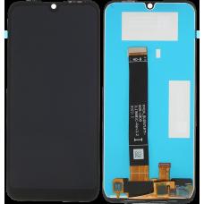 Дисплей для Huawei Honor 8S / Y5 2019 в сборе с тачскрином черный Rev 2.2
